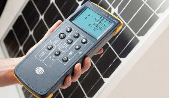 EazyPV Curve Solar
