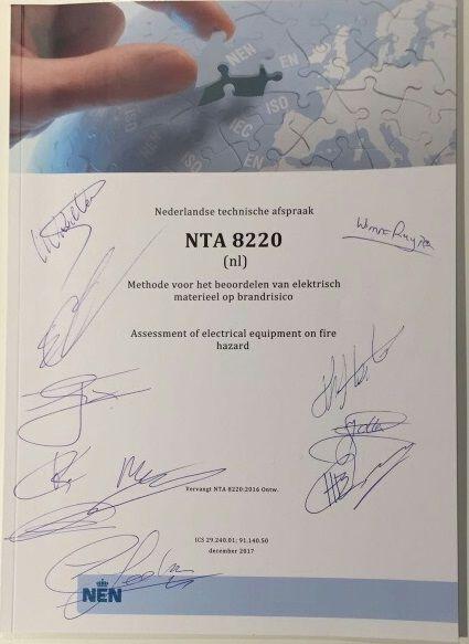 Presentatie NTA 8220 op 18 december 2017